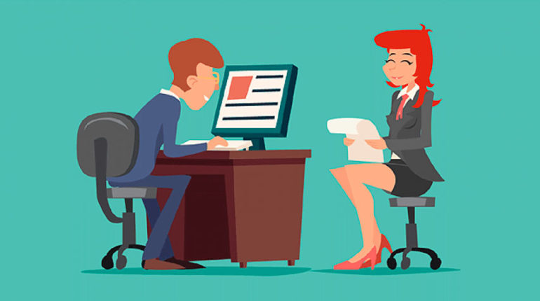 Consejo para entrevista de trabajo