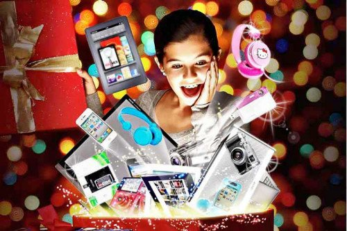 navidad gadgets