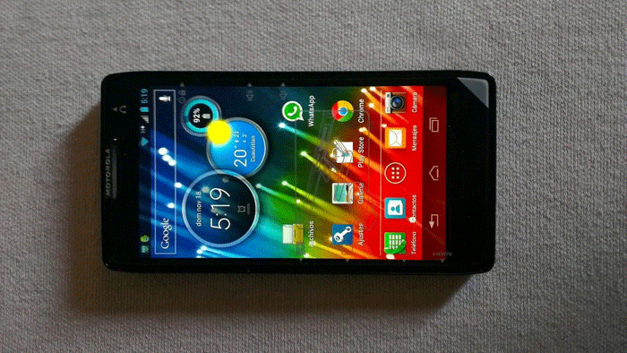 Rootear el Motorola RAZR HD XT925