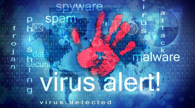 Virus en Correo electrónico