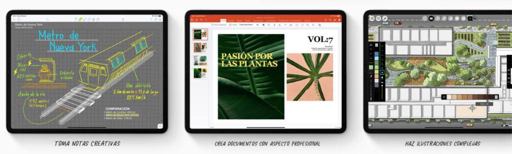 Nueva iPad Pro