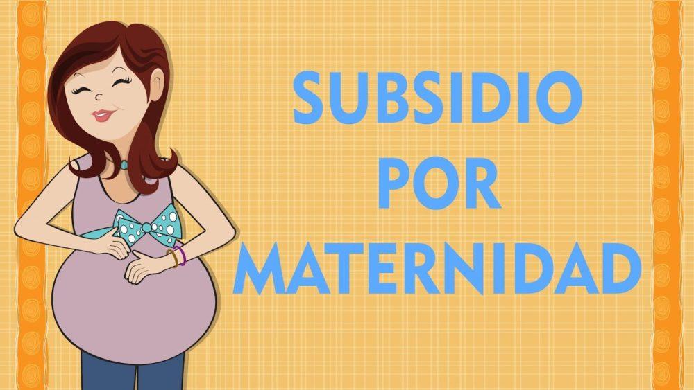 Pago incapacidad por maternidad