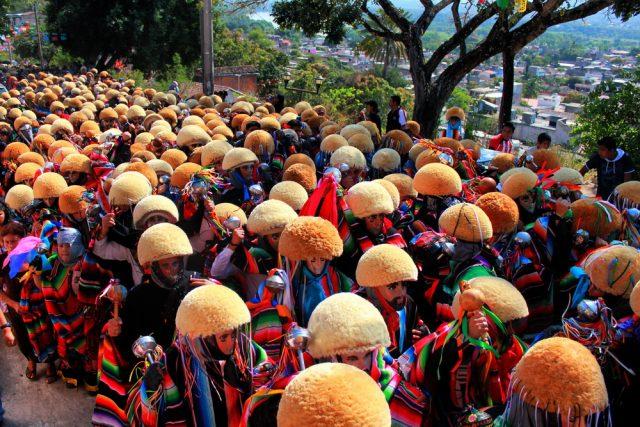 Parachicos, Chiapas de Corzo