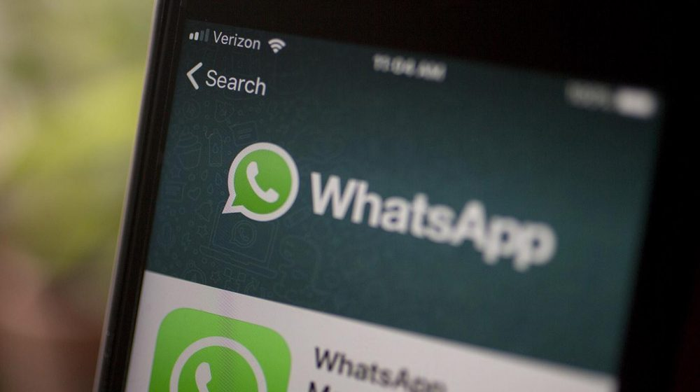 Whatsapp windows phone
