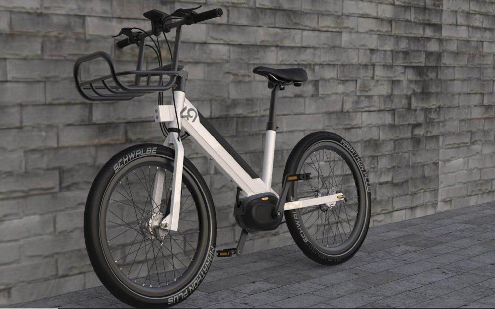 bicicleta eléctrica unam
