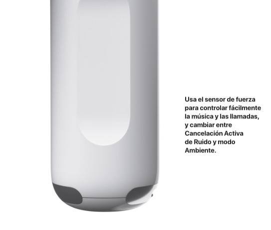 Airpods sensor